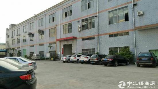 坪山 三洋湖工业区新出2楼整层2000平米标准厂房-图2