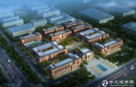 武汉国家航天产业基地全新生产厂房招租 带配套楼