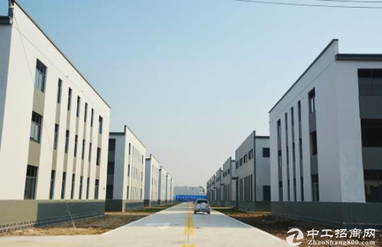 武汉新洲区航天产业港研发办公厂房招租 可分租-图2