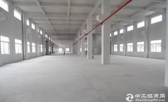 高新技术企业的福音 武汉新洲区全新园区厂房直租-图2