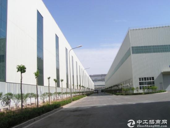 高新技术企业的福音 武汉新洲区全新园区厂房直租-图3