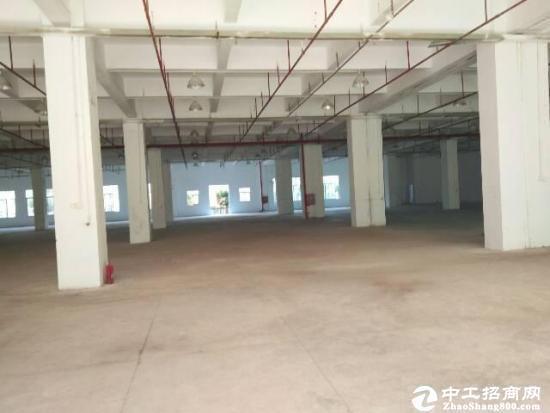 [坪山厂房]坪山大工业区旁独栋厂房楼上2200平直租-图2