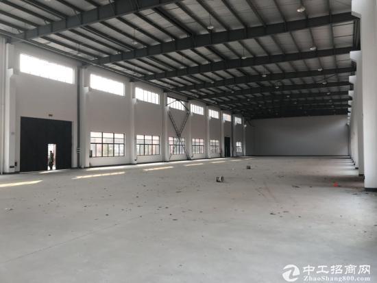 金山朱泾占地253亩建筑145000平方大型机械加工仓储投资诚意出售