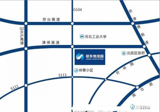 天津外环新建43000平米丙二类高台库-图2
