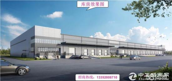 天津外环新建43000平米丙二类高台库-图4