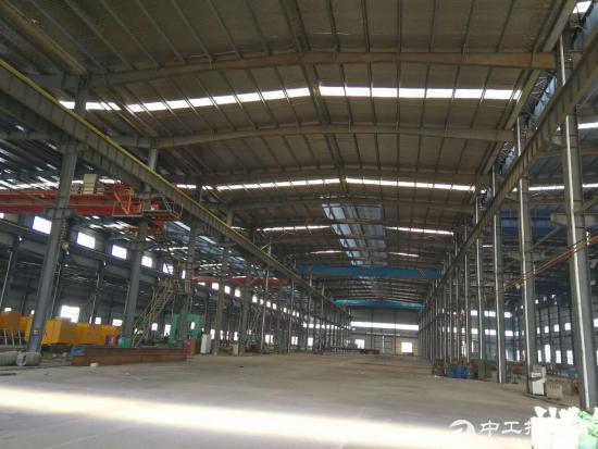 黄冈团风工业园新出20000平钢结构厂房 可分租-图4