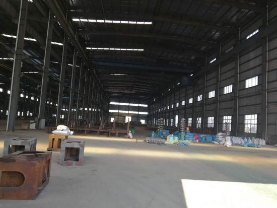 黄冈团风工业园新出20000平钢结构厂房 可分租-图5