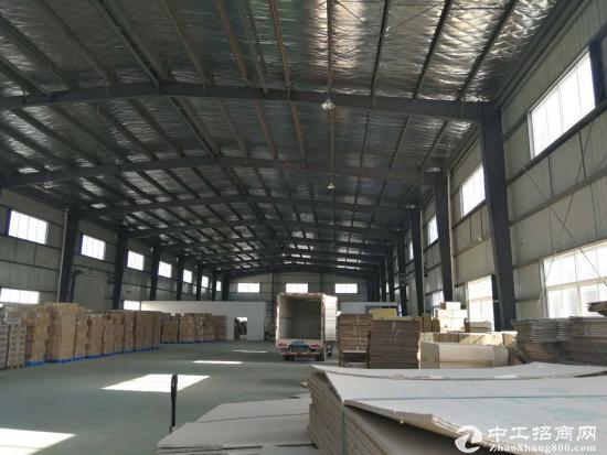 团风园区单层钢结构厂房 2000平 配套办公用房-图5