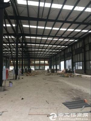 出售单层钢结构厂房最小面积900平米