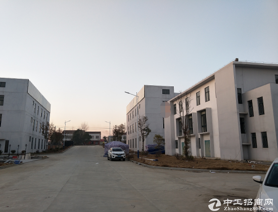 团风县闽台工业园独栋厂房 8000平 可租可售