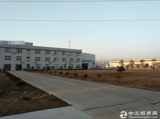 可做机械制造 黄冈大工业区新出一楼厂房-图3