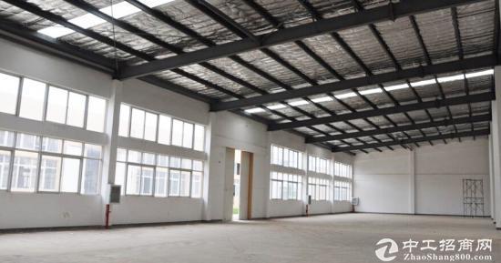 (厂房招租)黄冈市钢结构厂房4000平 可分租-图2