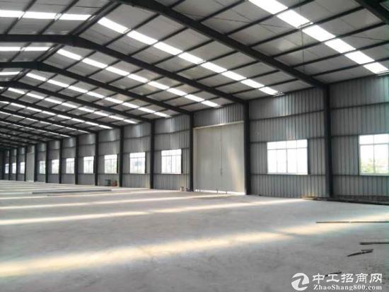 (厂房招租)黄冈市钢结构厂房4000平 可分租-图3