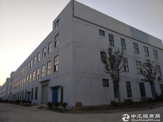 团风县闽台工业园独栋三层厂房出售