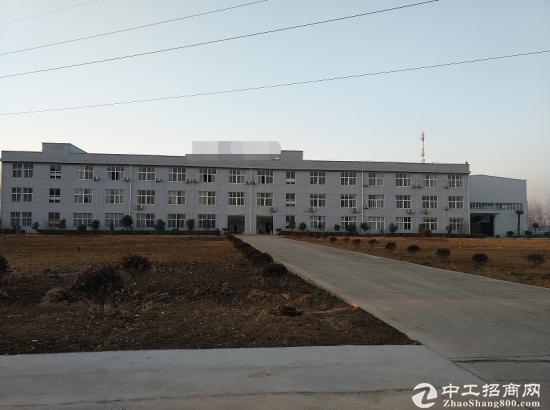 团风县闽台工业园独栋三层厂房出售-图2