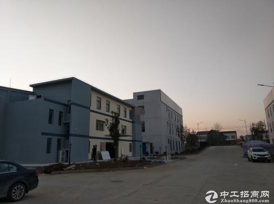 【厂房出售】黄冈团风独栋厂房1-3层8000平