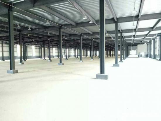 开发区全新独院12000平米单层厂房租售-图3
