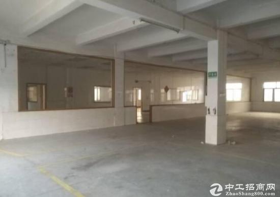 横沥镇新出标准二楼1480平方,宿舍200平方