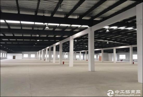 成都蒲江寿安镇单层钢构厂房出售 10000平 可分割