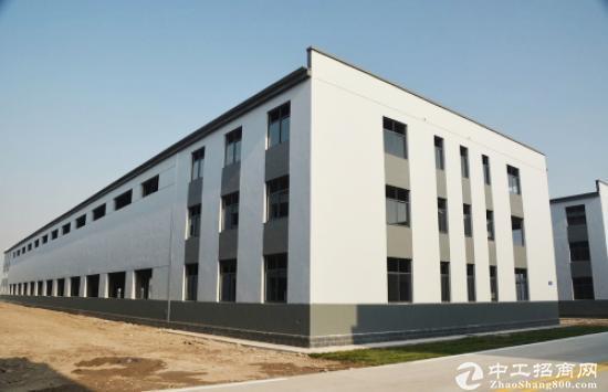 成都半小时经济圈 全新独栋标准厂房 600平起售