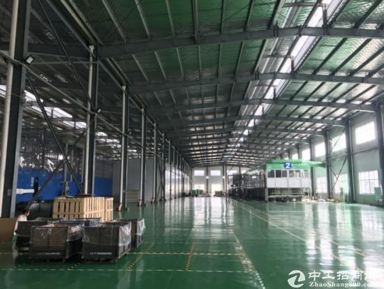 武汉电镀工业园电镀厂房出租  可分割-图2