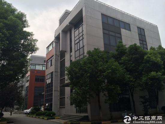 松江660平515平绿证50年办公仓储研发生产园区独栋