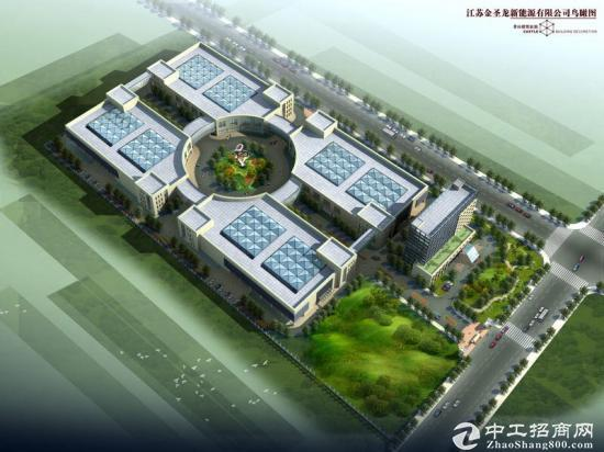 转让位于盱眙县经济开发区宝山东路厂房-图3