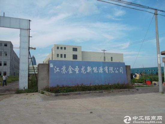 转让位于盱眙县经济开发区宝山东路厂房-图4
