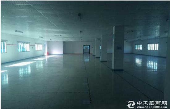 常平横江厦二楼1200平方厂房出租