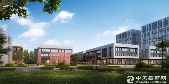 高薪技术开发区稀缺独栋三层厂房出售,50年产权。-图2