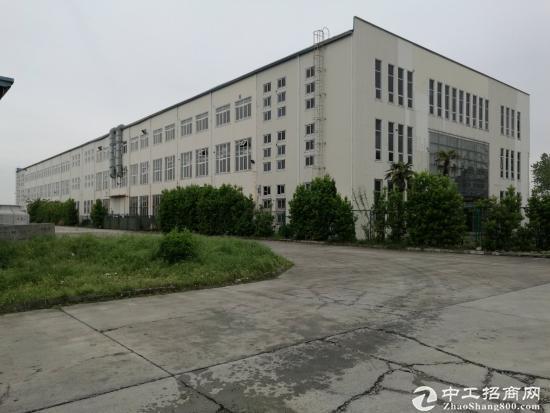 金山朱泾工业区253亩三本产证104板块可分开出售