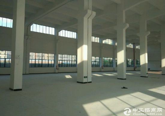 常平九江水一楼2500平方米带装修厂房出租,配电250