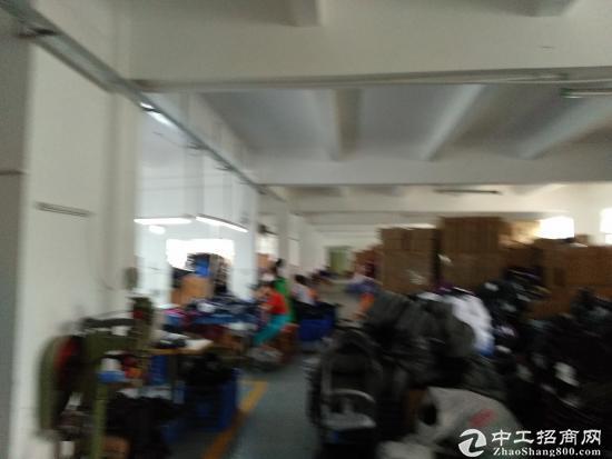 坪山六联社区宝山第四工业区标准厂房1楼350平招租-图4