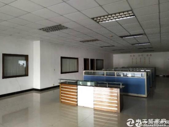 东莞厚街镇原房东全新单一层钢结构厂房2000平招