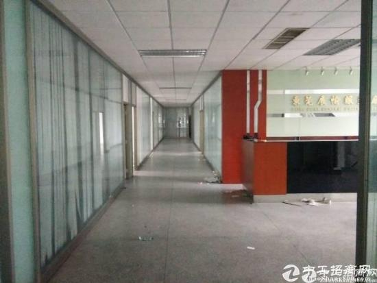 厚街镇空地大独门独院厂房一至三层9000平方招租