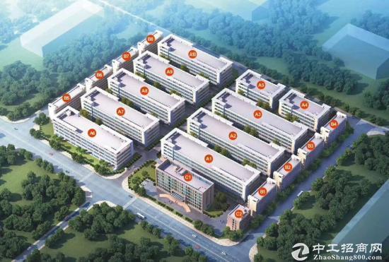 东莞16万平米全新红本独院厂房出租大小可分租