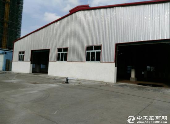 道滘蔡白村独院钢构2200平方 形象9成新