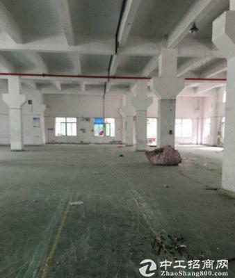 华南城独院带现成水电1400平方米厂房招租