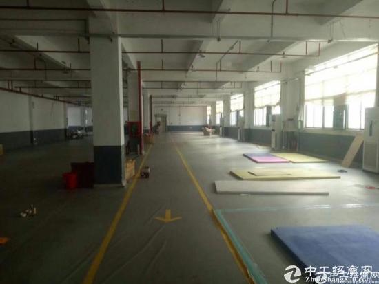龙华独门独院带红本厂房10600平招租