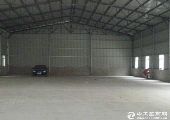 观澜清湖独院简易厂房1000平米 配电按需 交通便利