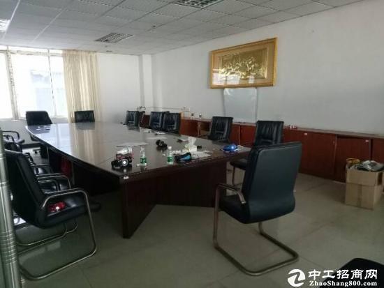 东莞厚街汀山村新出二楼单层面积1350平米厂房招租