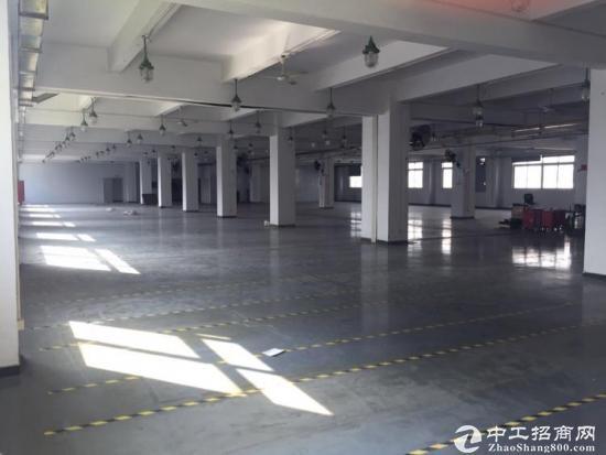石岩独门独院红本厂房25000平厂房招租