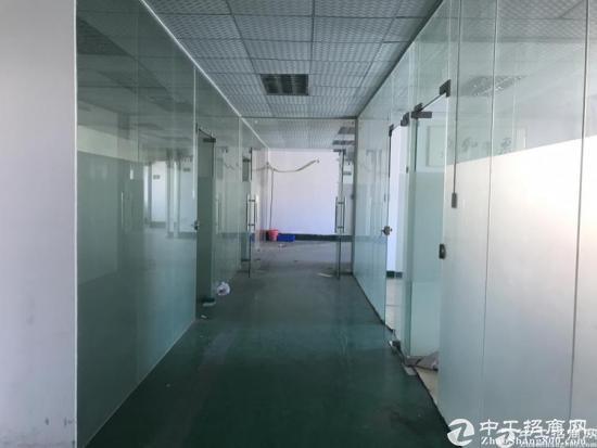 龙华高速口附近楼上650平带装修,水电齐全-图2