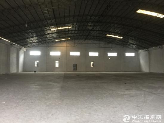 出租杏坛4800方厂房可办环评证10多米高适合多种行业