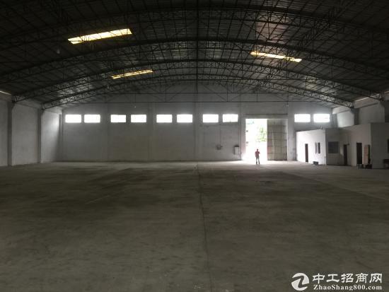 出租杏坛4800方厂房可办环评证10多米高适合多种行业-图2