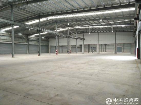西部工业物流园80000平米多规格厂房出租-图5