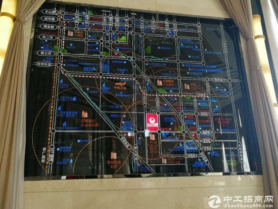 轻轨旁 6米层高 标准厂房 出租出售