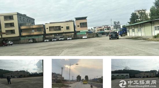 博罗占地42亩,建筑25500优质厂房出售