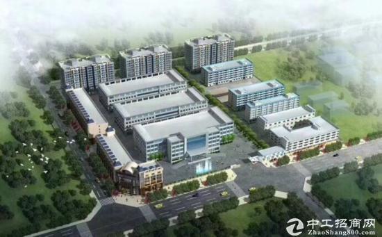 东莞占地50000,建筑150000优质工业园出售