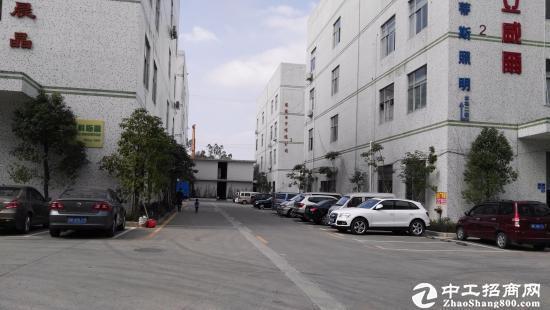 同乐工业区新出楼上860平精装厂房出租